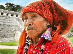 Der Maya-Älteste Don Alejandro,