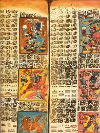 Mayakalender Dresdner Codex