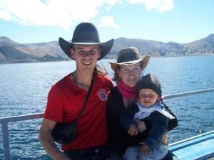 Titicacasee Überfahrt zur Isla del Sol Alexander Gottwald Angelina Pau Hana und Django 2012-Insider 11.11.11