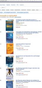 Alexander Gottwald Buch Amazon Bestseller Spiritualität Nr 1