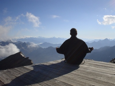 Meditieren statt besaufen am 21.02.2012 mit Kreis der Hüter und 2012-Insider